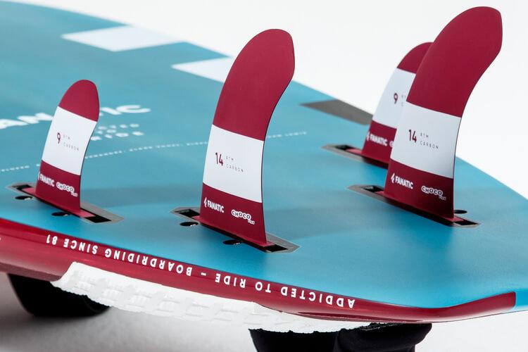 Boitier d'aileron
