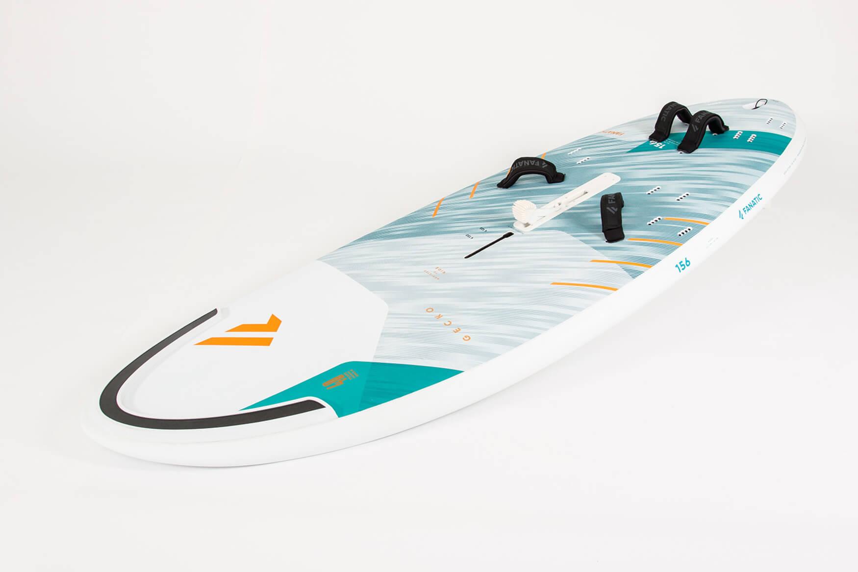 Gecko HRS Daggerboard/Soft Top