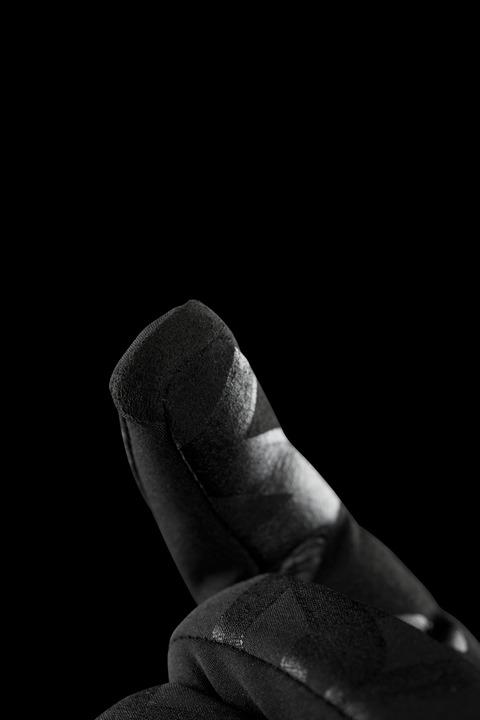 Digital_Tip at forefinger and thumb