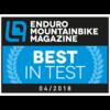 Logo Best in Test Enduro 4/18