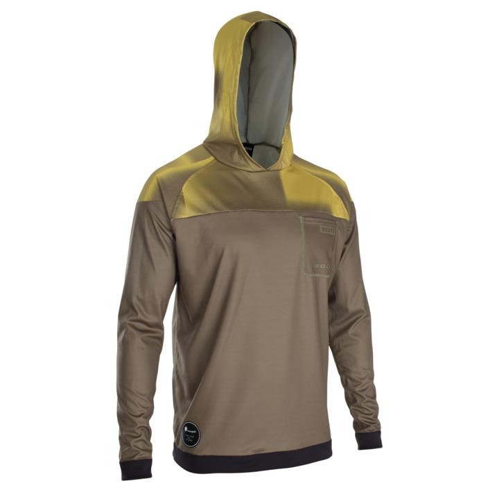 Wetshirt Hood Men LS