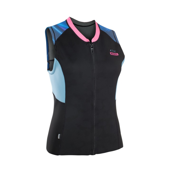 Neo Zip Top SS Women