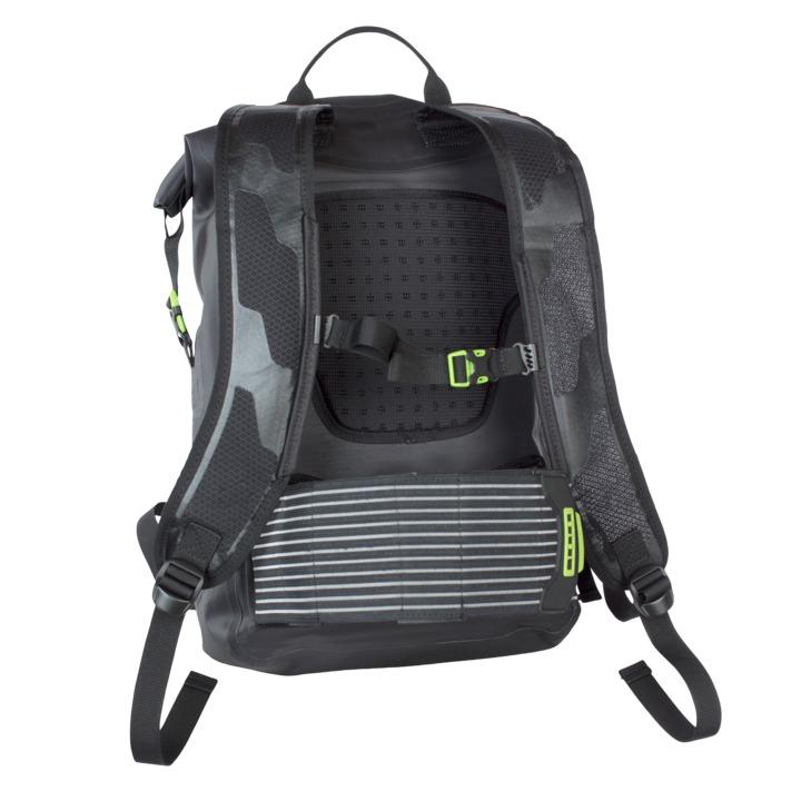 Backpack waterproofed