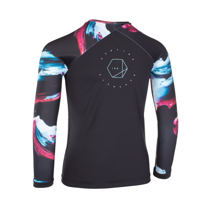 Capture Rashguard Girls LS