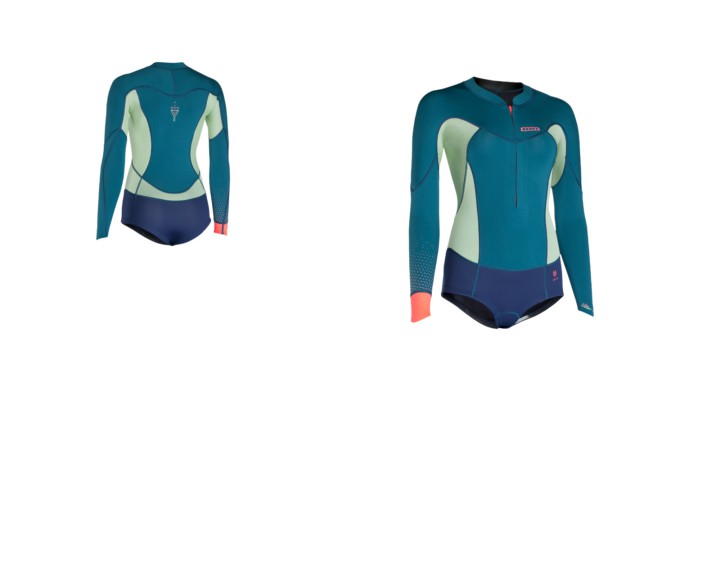 Muse Hot Shorty (Frontzip) LS 2,0 DL